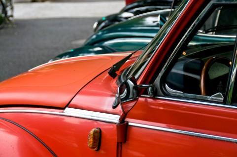 中古車の価格変動